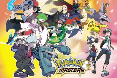 pokemon masters release date dena mobile game
