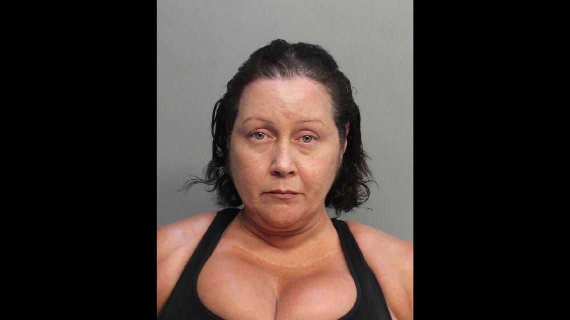 Natasha Ethel Bagley, 42, Miami, Florida