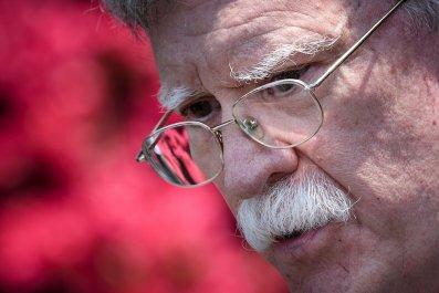 john Bolton, Iran, tanker, bombs, sabotage, UAE, nuclear, weapons, uranium