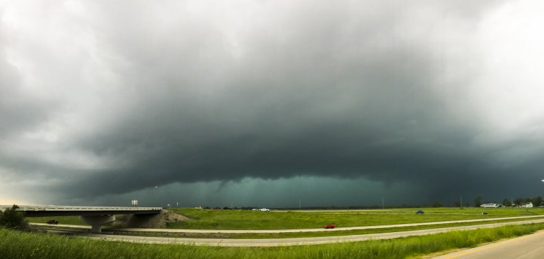 Linwood Tornado