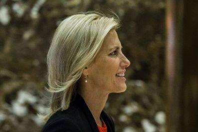 Laura Ingraham, Podcast, Trump