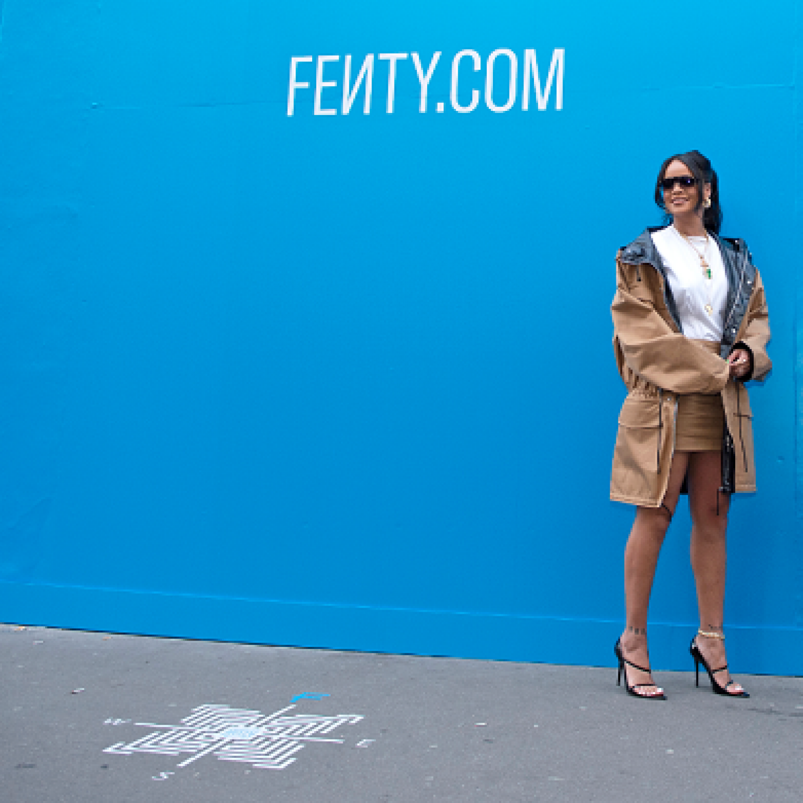 Image result for rihanna luxury fenty