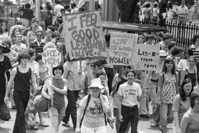 Pride 2019 History Events Parade