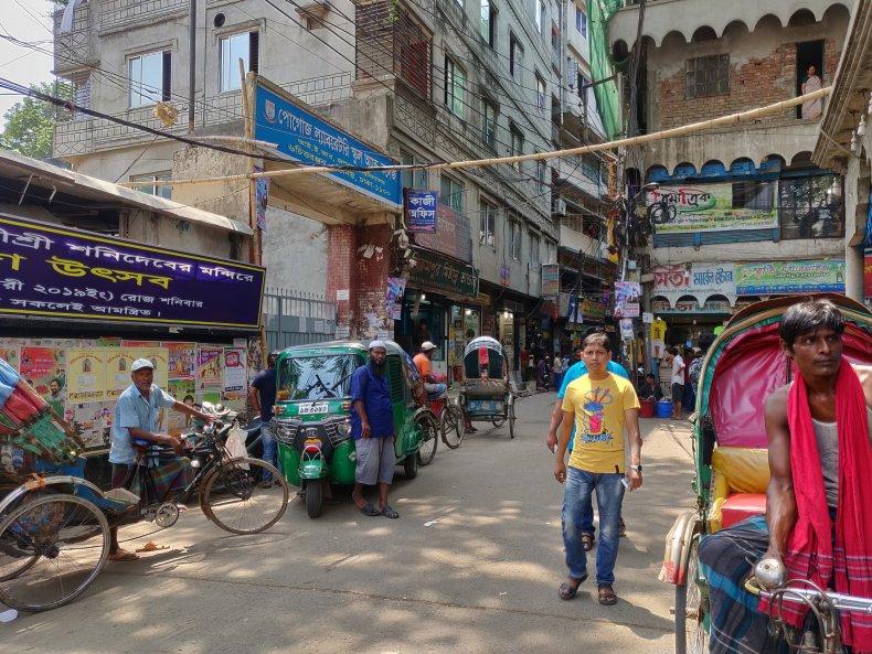 Shankhari Bazaar