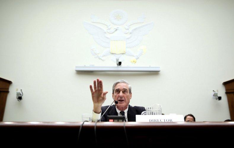 Jerrold Nadler Backs Away from threat to subpoena Robert Mueller