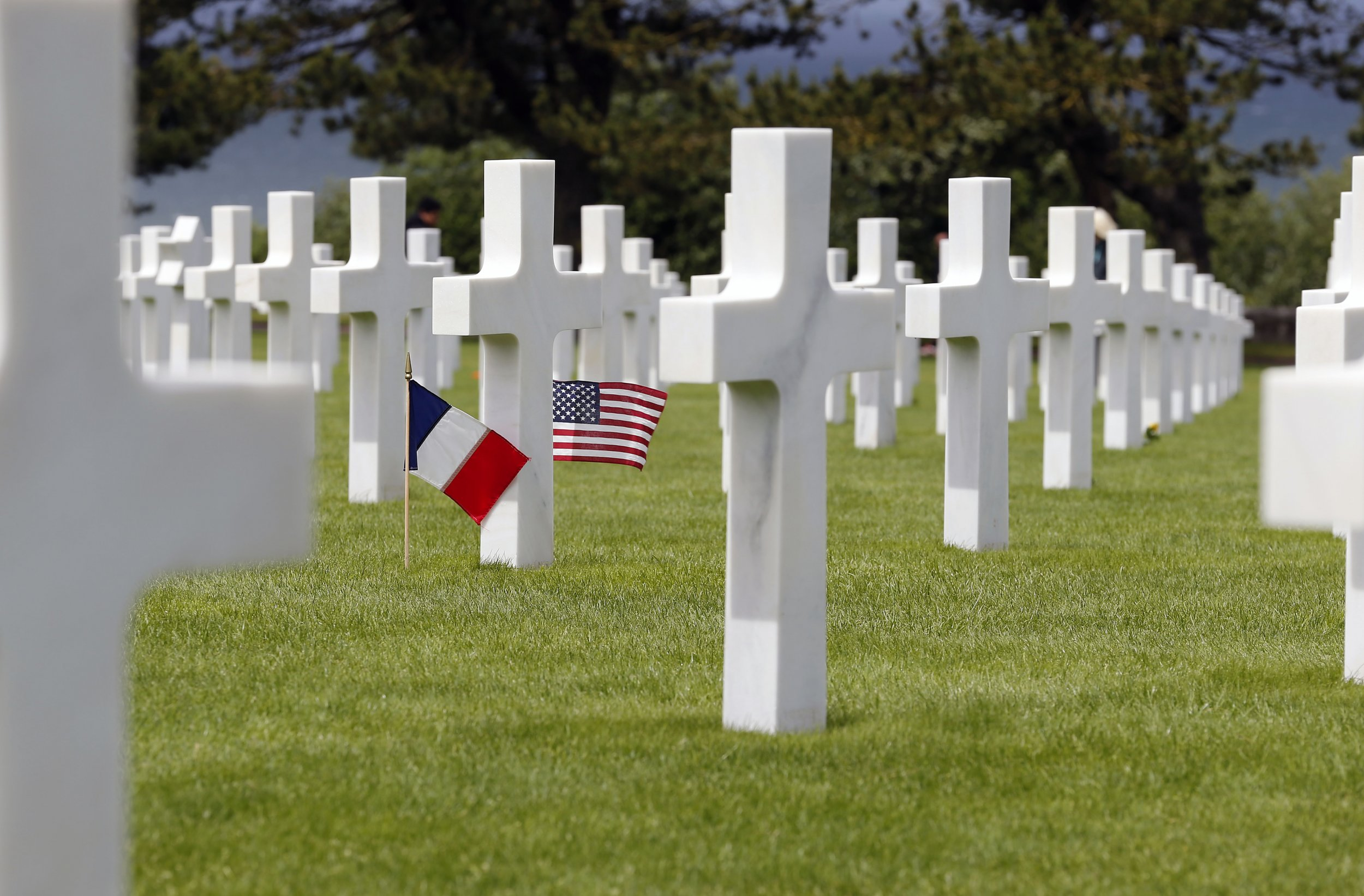 d-day remembrance 75th anniversary world war II normanday casualties facts why is it called d-day