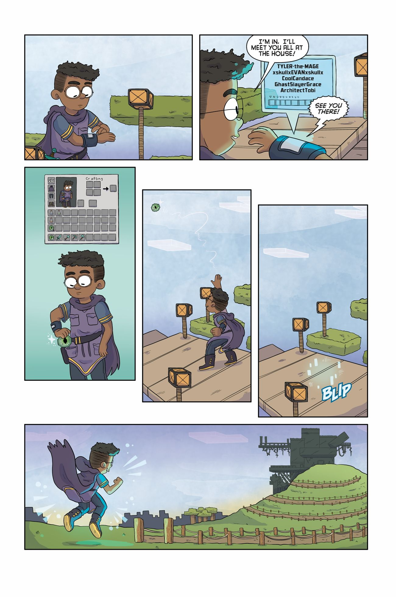Minecraft Vol 1 PG_06