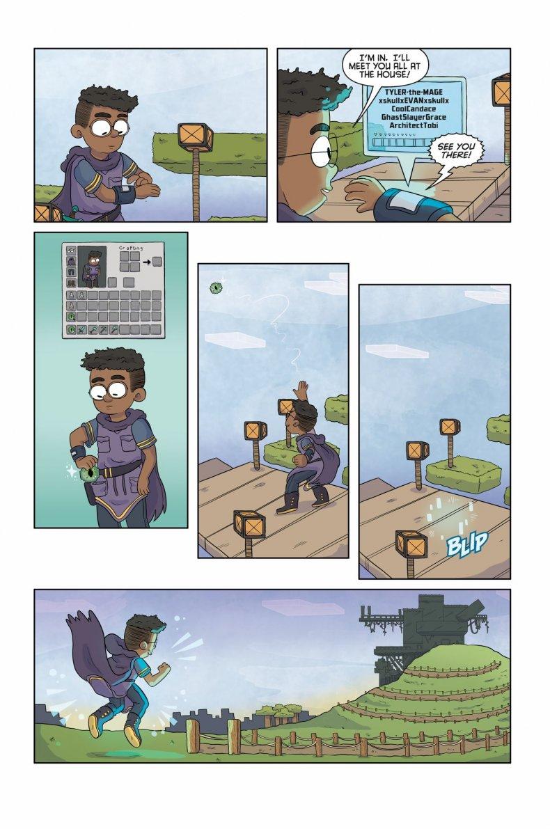 Minecraft Vol 1 PG_06