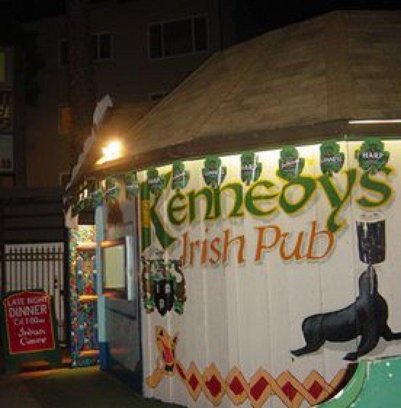Kennedy's Irish Pub & Curry House