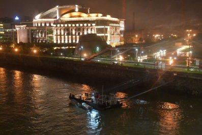 Danube River, boat accident