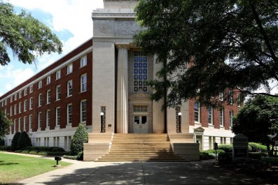 School Of Law at the University Of Alabama