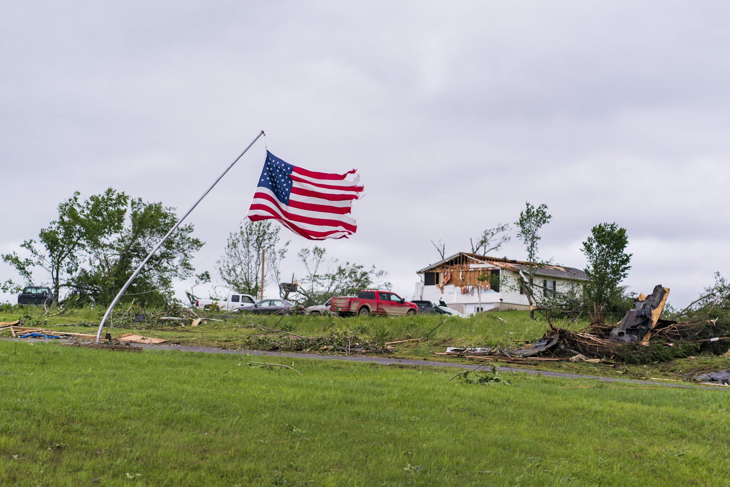 Tornadoes, Flooding