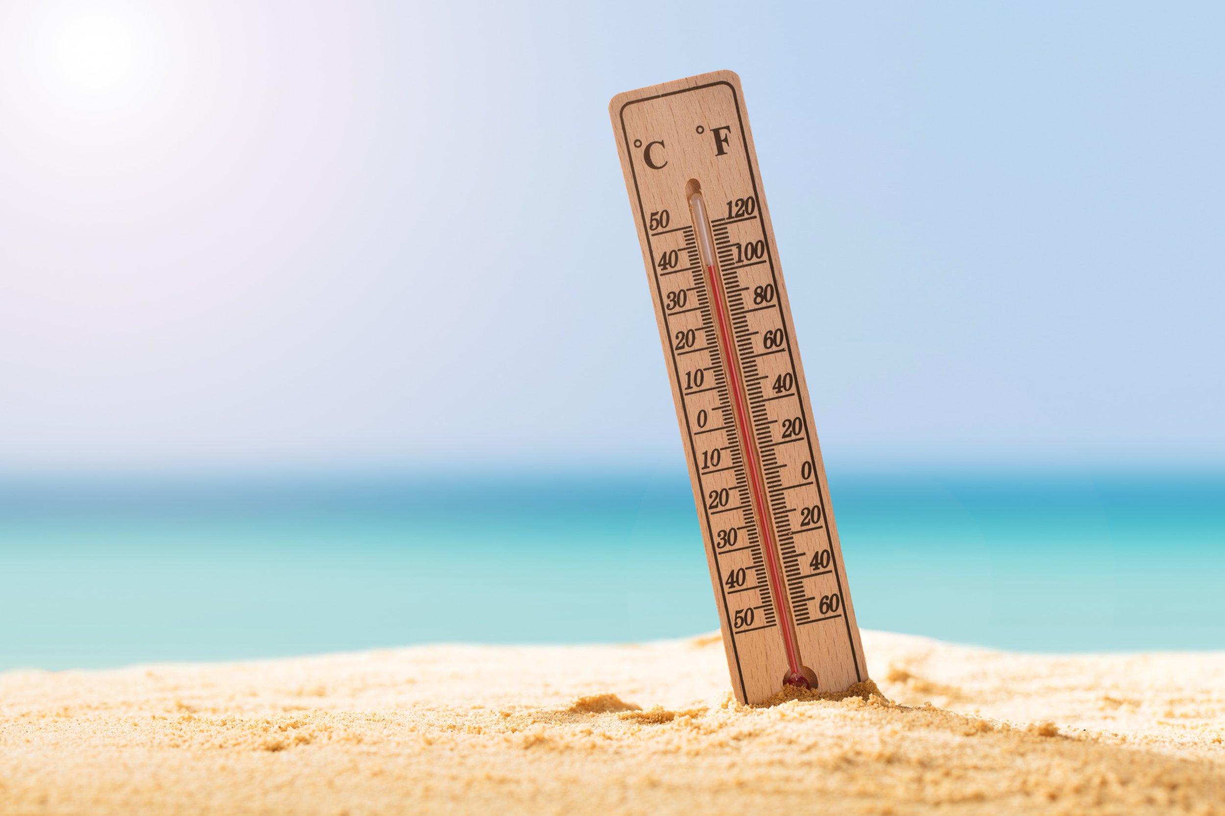 Carolina Heat Wave May 2019