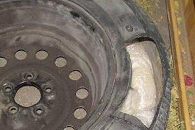 meth tire