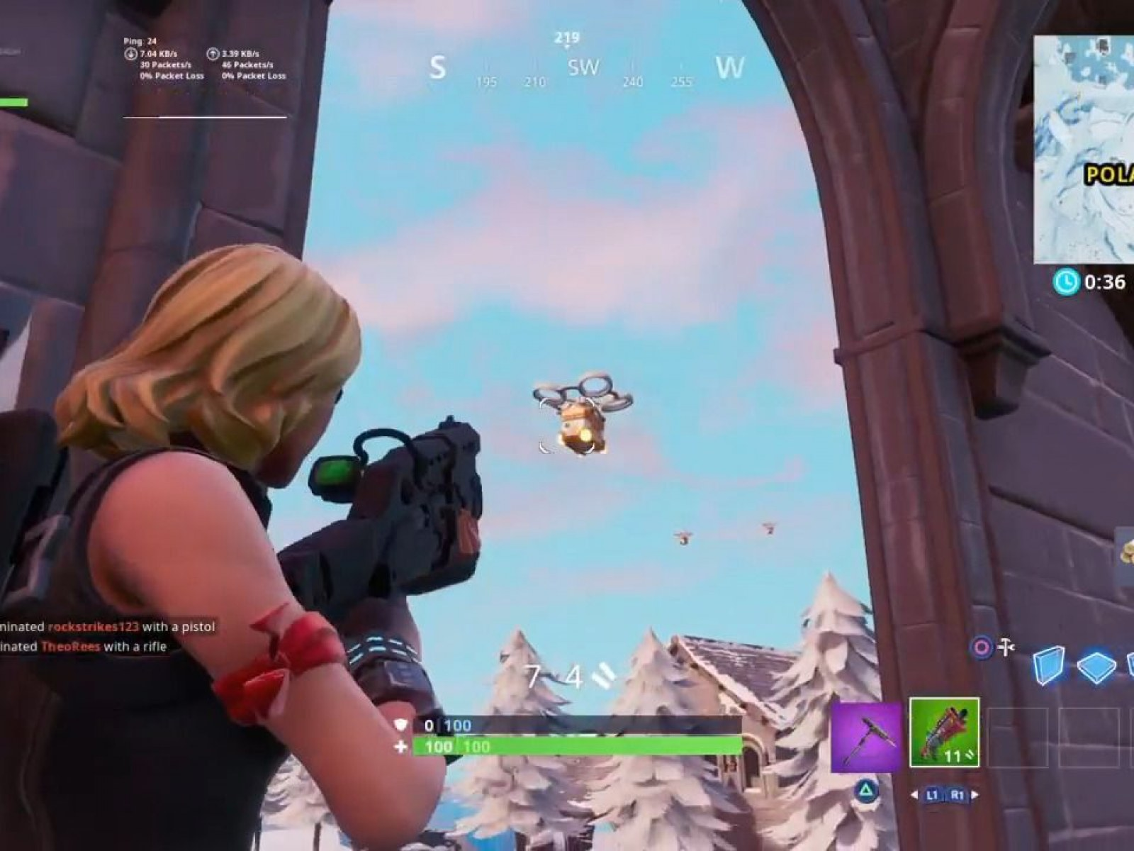 How to show ping in fortnite pc season 9