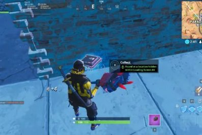 fortnite fortbyte 91 location guide