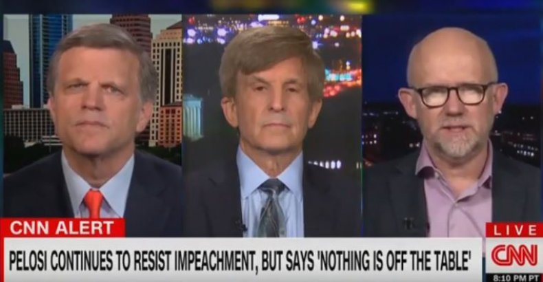 cnn panel the wire impeach