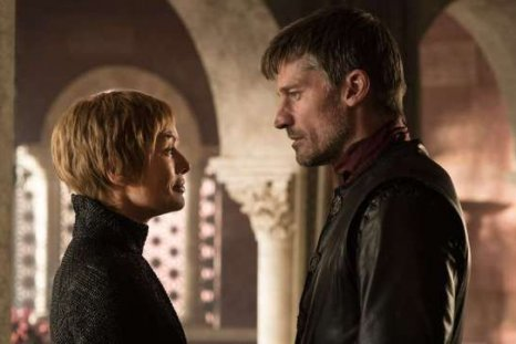 jaime cersei lannister game of thrones