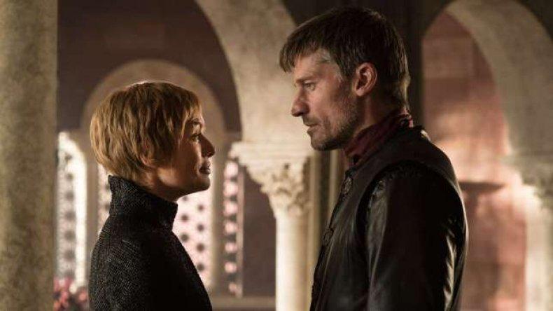 jaime cersei lannister game of thrones