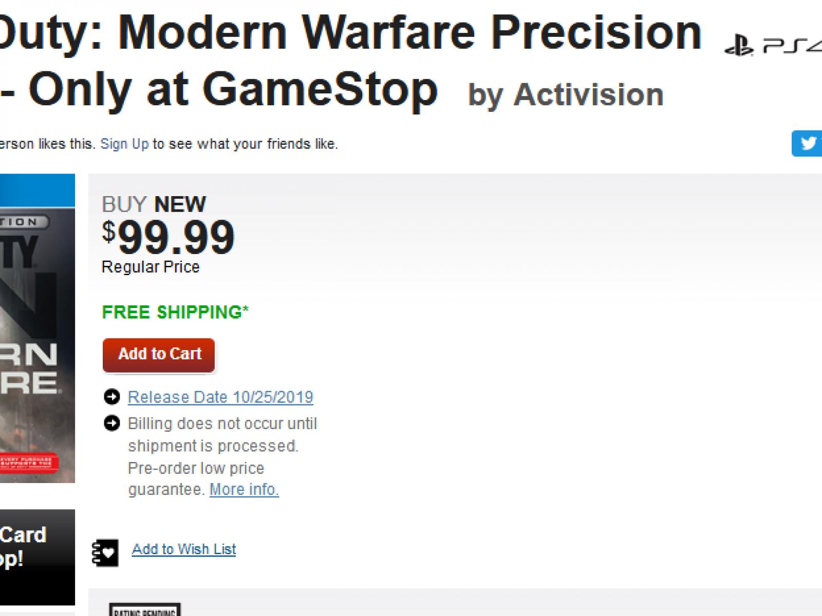 Call of Duty: Modern Warfare' Pre-Order Bonus Guide