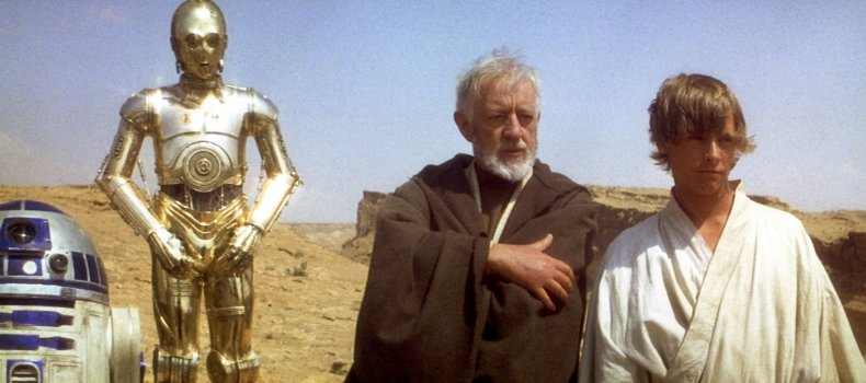 alec guinness star wars d-day normandy invasion