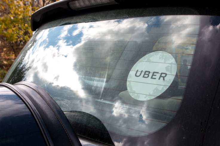 Sign up for a rideshare service like Uber and Lyft