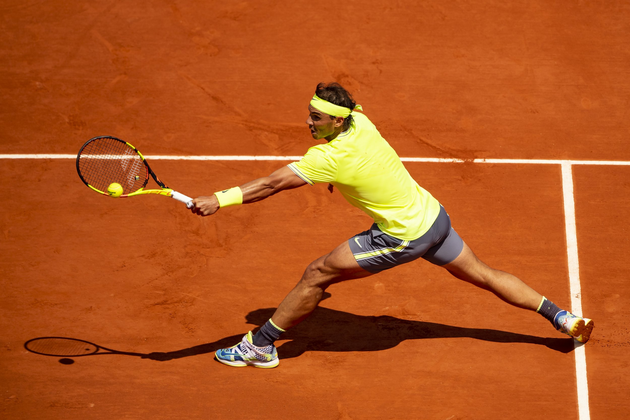 French Open Tennis 2019 How To Watch Rafael Nadal And Roger Federer Third Round Matches Tv Schedule Live Stream And Result Updates