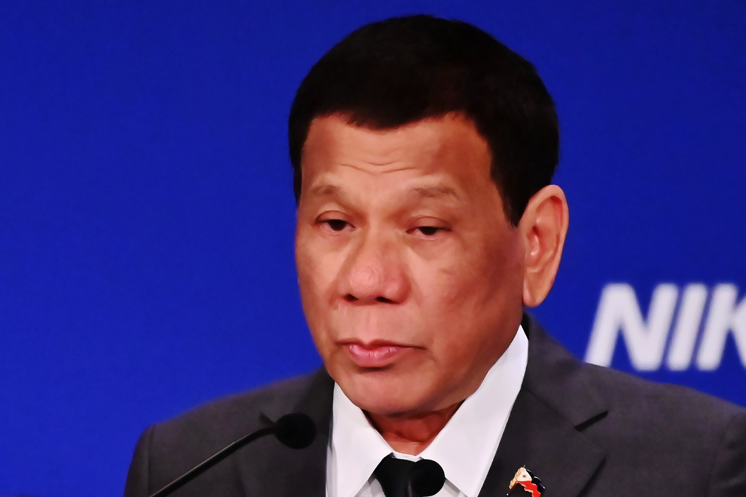 Rodrigo Duterte gay LGBT rights Philippines