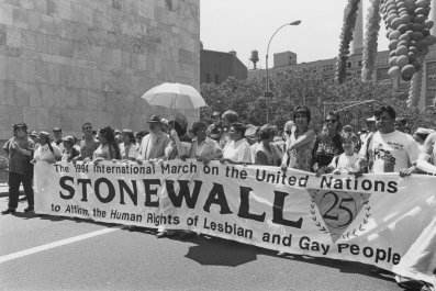 Stonewall 50 Michael Bronski LGBTQ Pride 2019