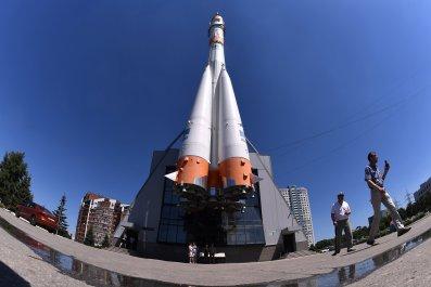 Russia Soyuz rocket