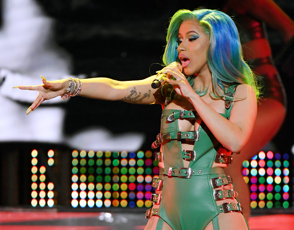 Cardi B 'Press,' Miley Cryus Mixtape, New Katy Perry and More Artists Release New Music