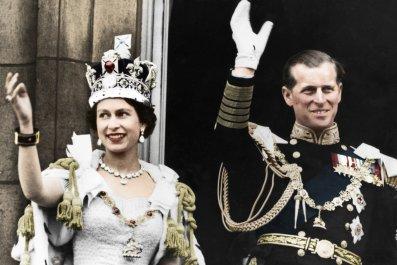 Queen Elizabeth II, Coronation