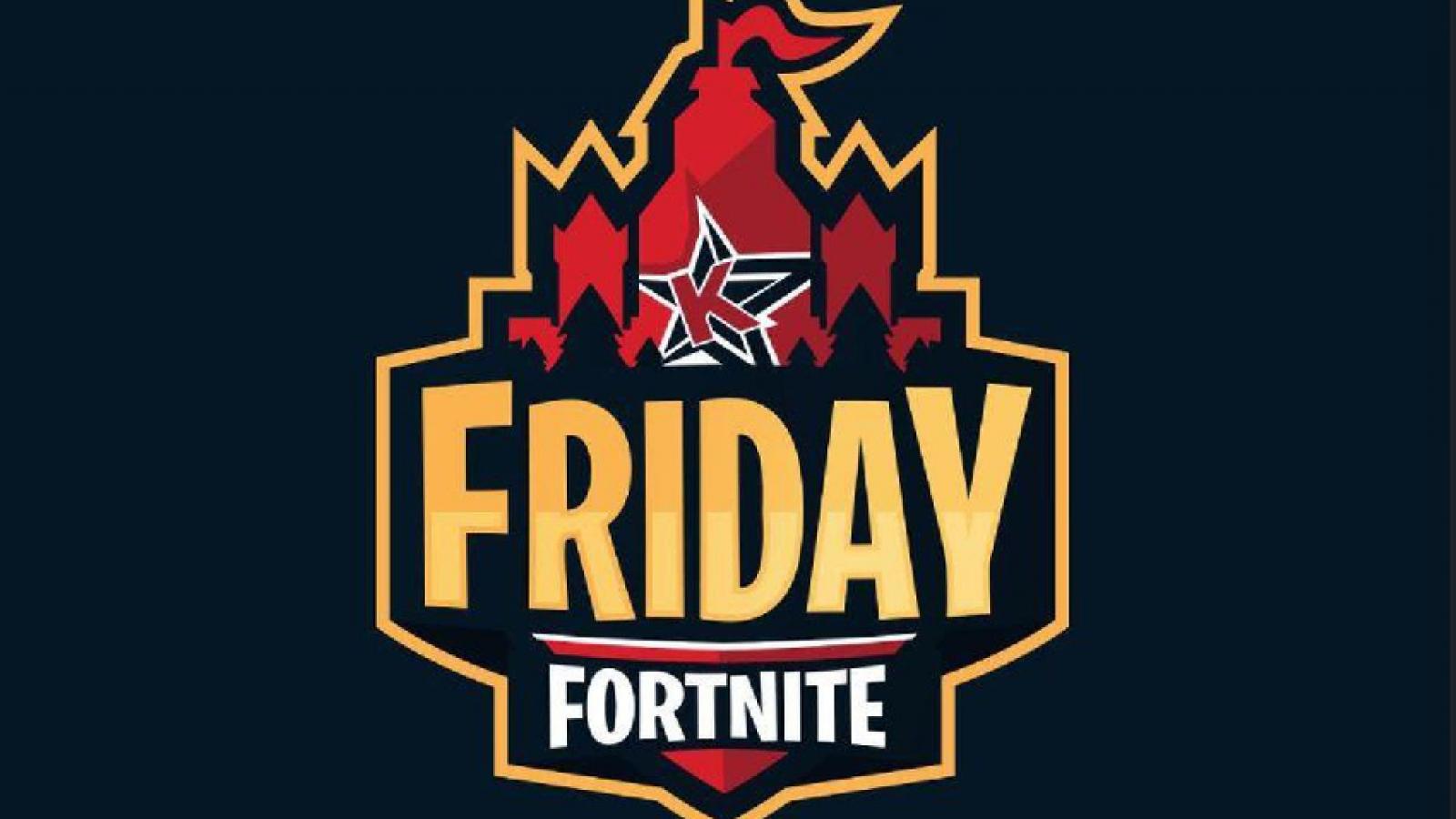 Friday Fortnite Week 1 - Time, Bracket, Teams Standings