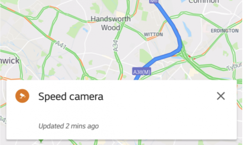 Google, maps, speed, trap, mean, alert, how, to, report, new, features, iphone, android