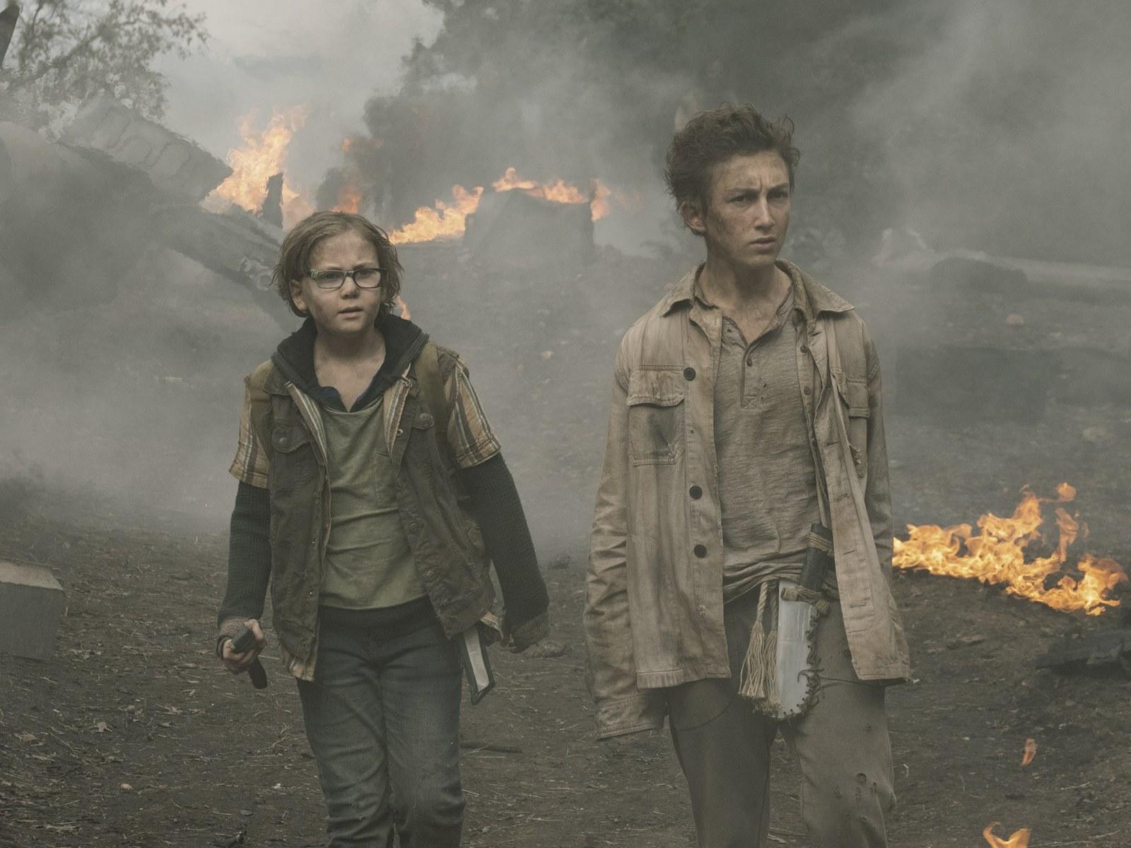 Fear The Walking Dead Season 5 Premiere Spoilers New Characters