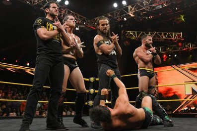 nxt takeover 25 live results johnny gargano vs adam cole undisputed era