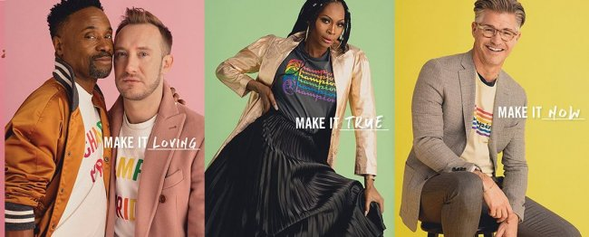 b1c989b7e These 50+ Brands Are Celebrating Pride by Giving Back to the LGBT Community