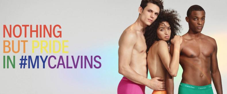 Calvin Klein Pride