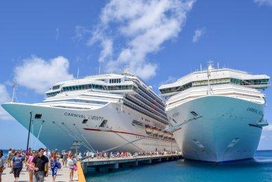 Cruise, Fall