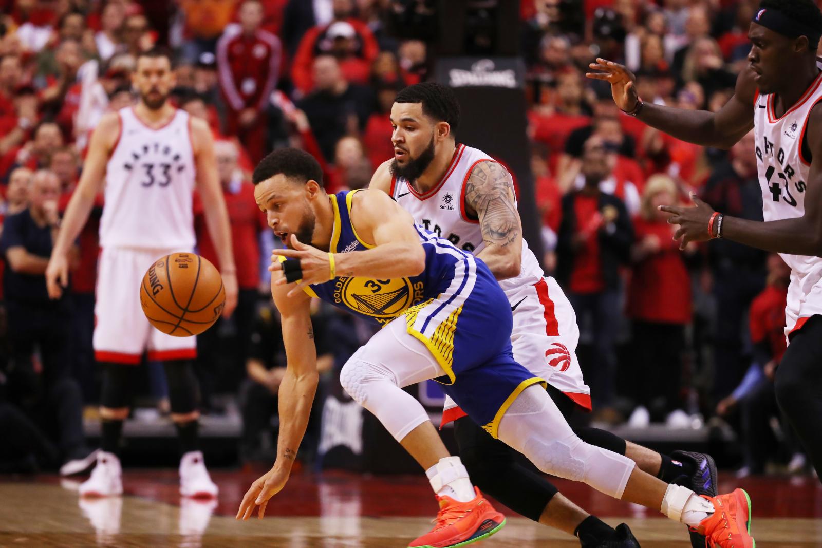 NBA Finals: Toronto Raptors vs. Golden State Warriors game 3 live stream, TV channel, live score and odds