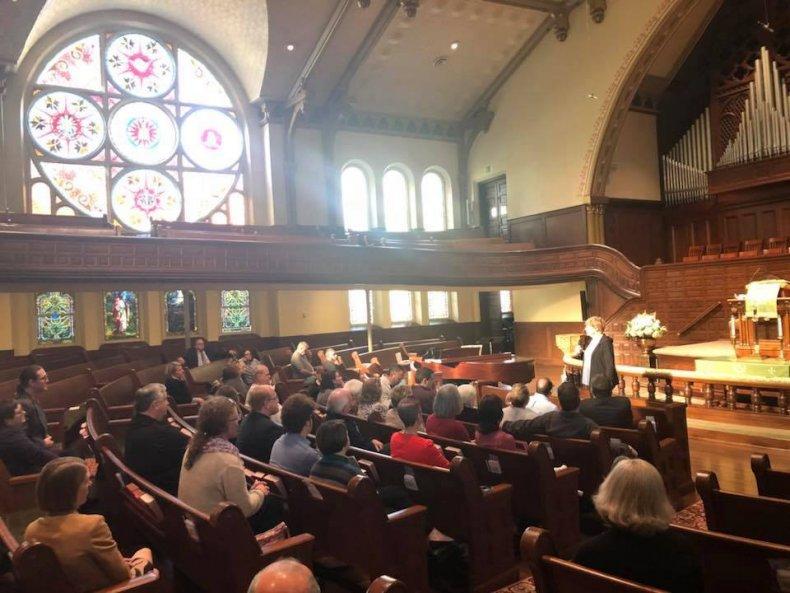Alabama First Methodist Church