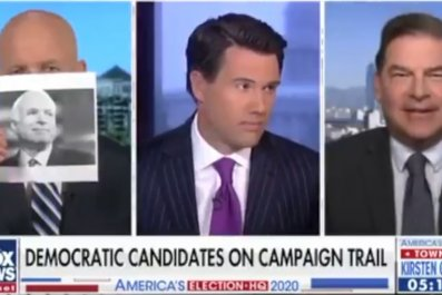 Fox News Guest John McCain