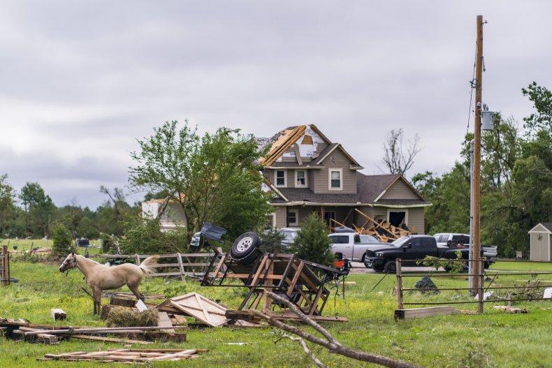 Tornado Kansas City May 2019