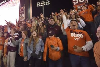 virginia tech over enrolled financial incentives freshmen