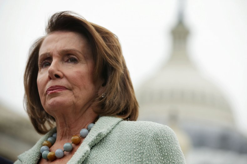 Nancy Pelosi Trump Impeachment Insane