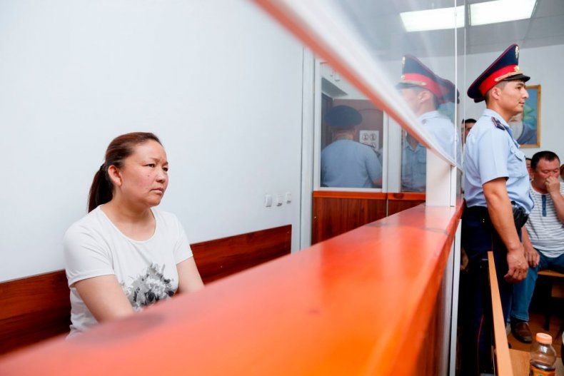 Sayragul Sauytbay Kazakh Chinese Whistleblower Xinjiang