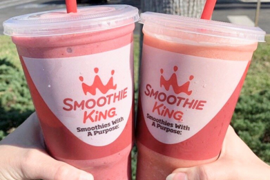 Smoothie King Racial Slurs