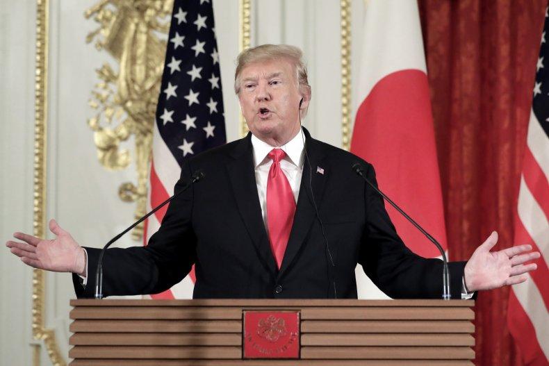 President Donald Trump, Trump Organization