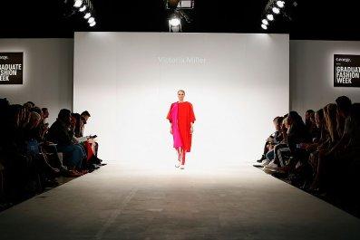 Graduate Fashion Week - Day 1