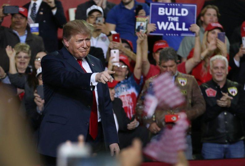 Donald Trump El Paso Rally